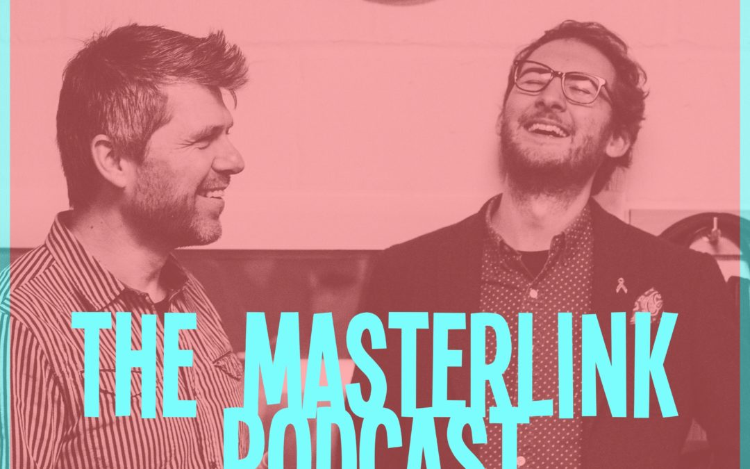 """The Masterlink Podcast #3: """"How to follow your dream"""" with Sophie Ackroyd"""