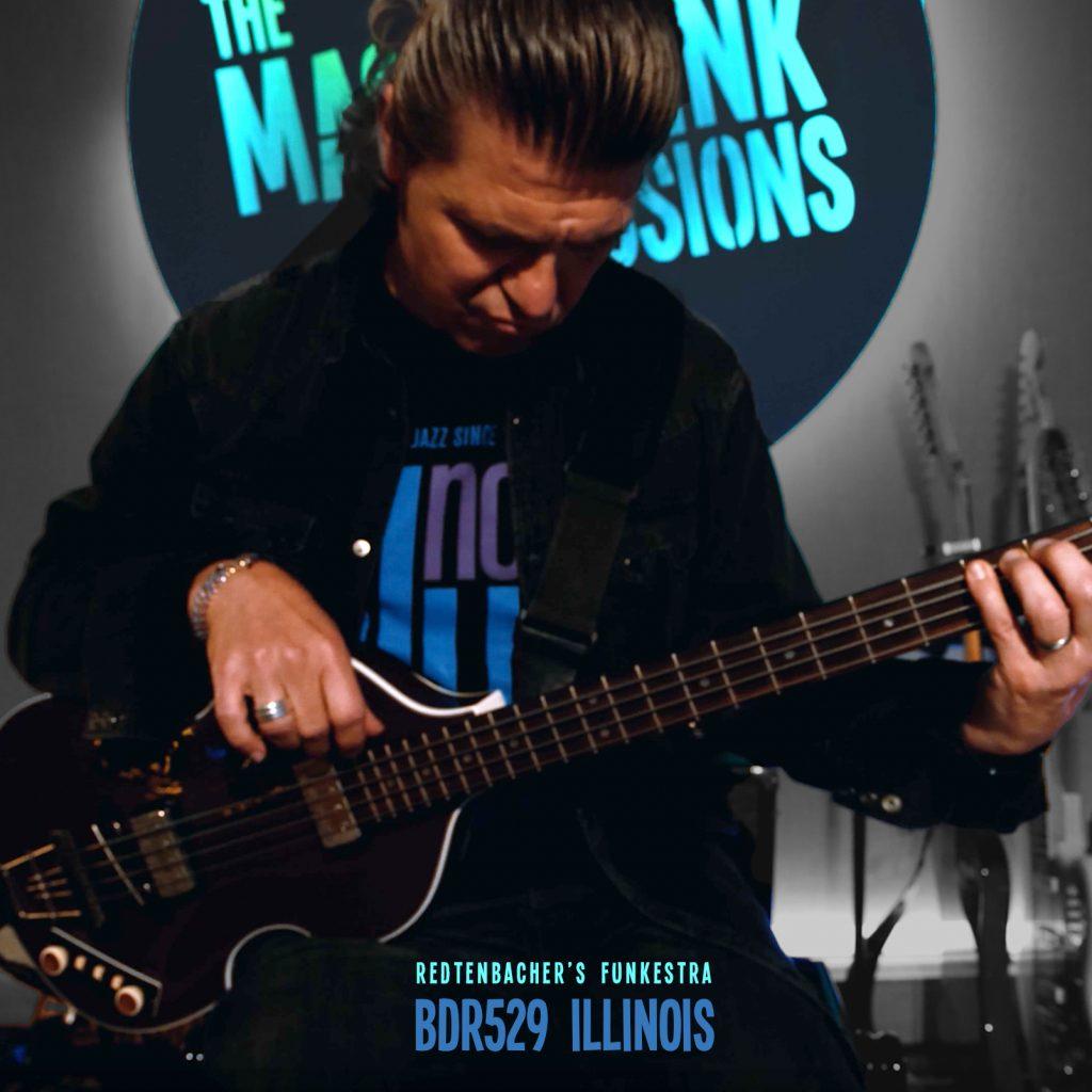 Masterlink Session | BDR529 Illinois | Redtenbacher's Funkestra | Blues