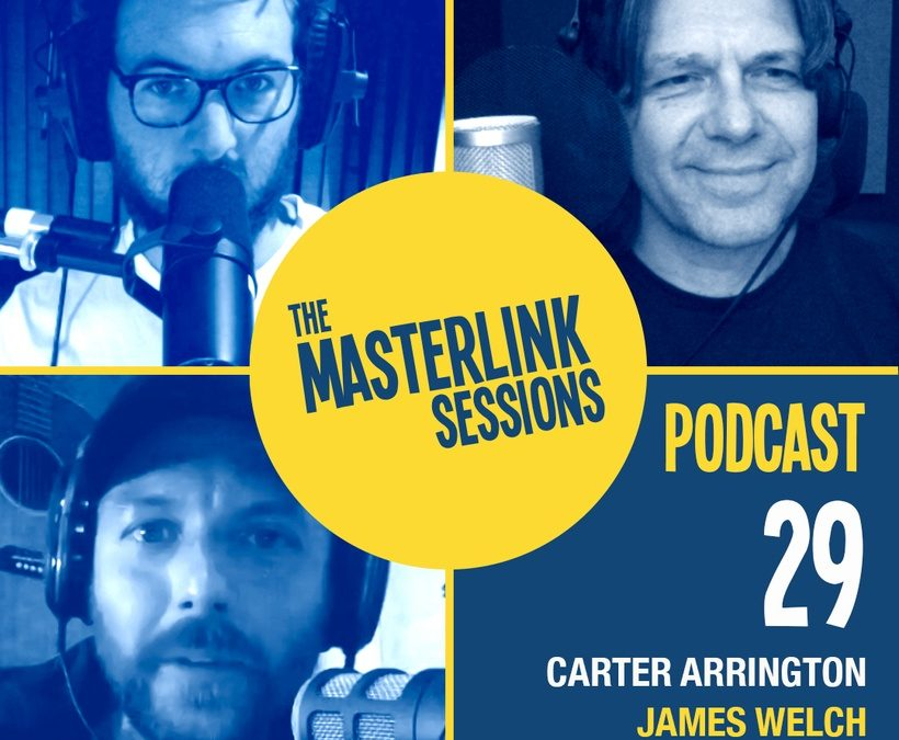 3 new Masterlink podcasts | Episodes 29-31
